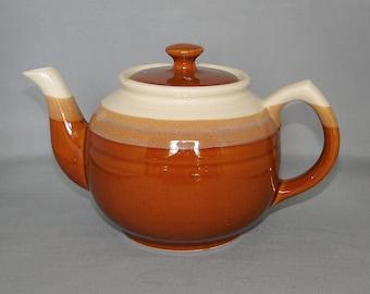 Vintage Stoneware Tea Pot Made in Japan