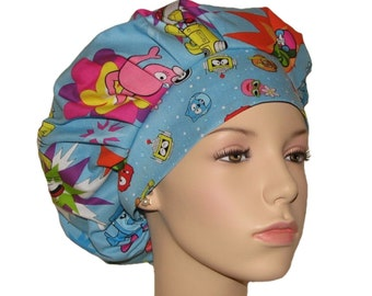 Scrub Hats - Yo Gabba Gabba
