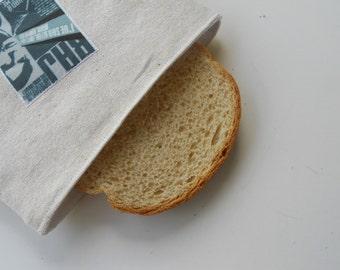 Raj Reusable Sadwich Bag/Big Bang Theory Reusable Sandwich Bag/