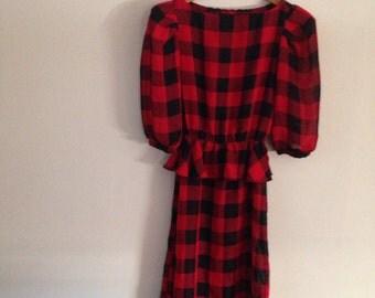 Pendulum dress size medium/small