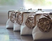 Bridesmaid Gift Custom Silk Wedding Clutches Bags Customize Your Lolis Creations Handmade Clutch Purse Personalized Bags