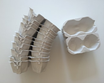 30 Egg Cartons -(2 holding type)