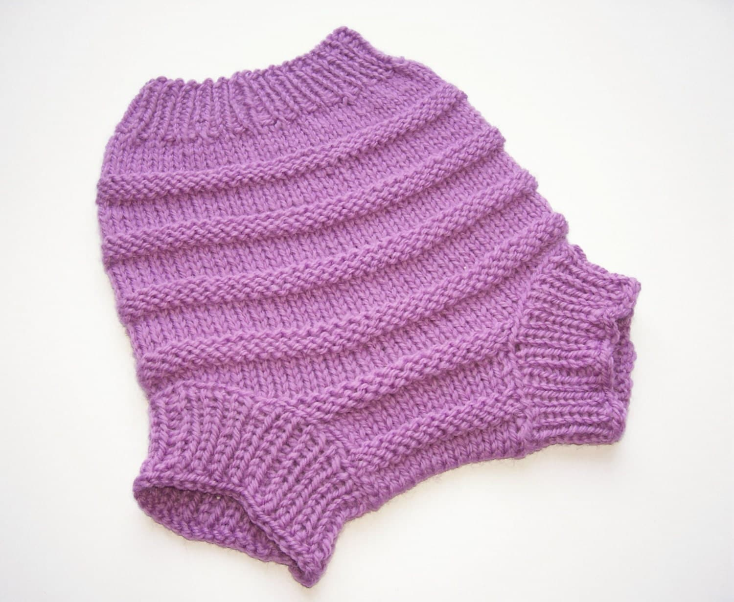 Knitting Pattern For Wool Diaper Covers : Hand Knitted Wool Diaper Cover Knit Cloth Diaper Wool Diaper