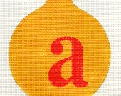 Colorful Alphabet Letter A1A - All letters available - Jody Designs