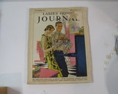 11/1929 Beginning of the Great Depression COMPLETE Issue Ladies Home Journal 241Pages Color Ads Fiction Stories