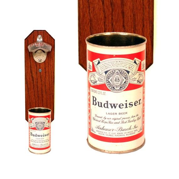 Vintage Budweiser Bottle Opener