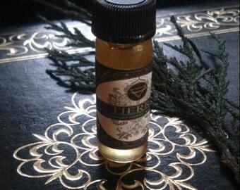 TIERRA -Earth Elemental Alchemy Natural Botanical Perfume Oil  4ml(1 dram) Bottle