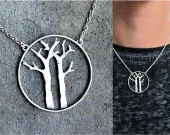 SALE Woodland Necklace