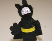 Dark Knight Finger Puppet