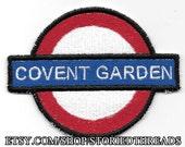 ANY London Tube Station Patch