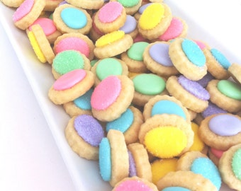 Easter Eggs Mini Cookies (1 pound)