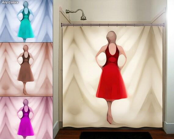 Chic Fashionista Paris Fashion Dress Girl Shower By