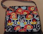 Ready To Ship Hobo Diaper Bag Purse Shoulder Bag Travel Tote Book Bag  MADE and READY to SHIP