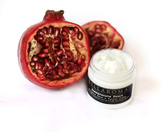 Pomegranate Fruit Hand + Facial WHIPPED CREME