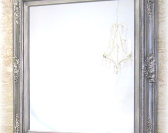 Decorative vintage mirrors for sale bathroom by revivedvintage for Fancy mirrors for sale