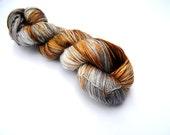 METALLURGY Merino/Silk Fingering weight yarn 438 yards/100g