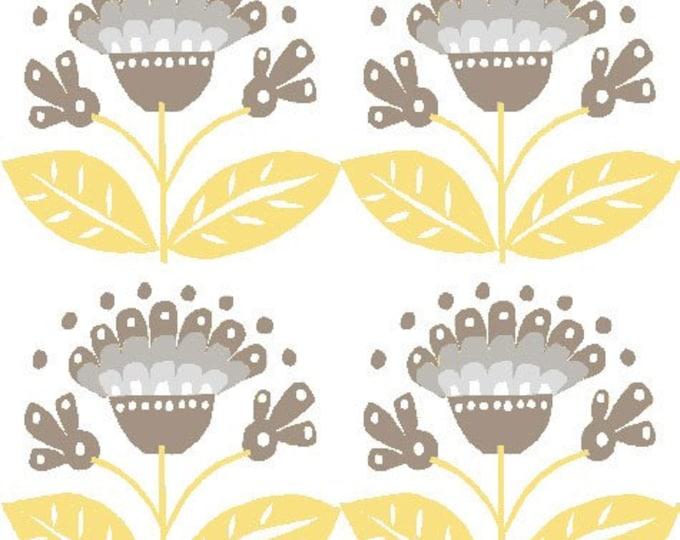 Organic Cotton Fabric - Monaluna Haven - Bloom