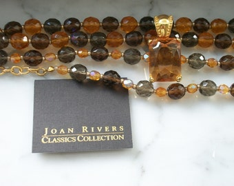 Joan Rivers Necklaces plus Enhancer