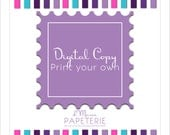 Custom Digital Image Printable