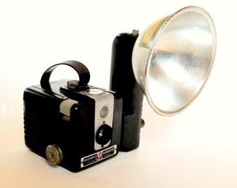 Vintage Camera Brownie Hawkeye Kodak