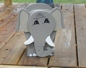 Elephant Planter Box