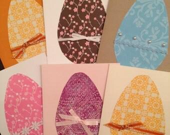 Easter Egg Card Assortment (pack)