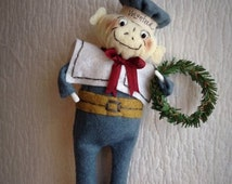 The Sailor KIT Palmer Cox Brownie Ornament Collection by cheswickcompany