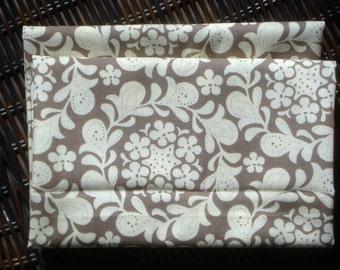 Meadowsweet Henna Garden speckle Michael Miller Sandi Henderson fabric FQ