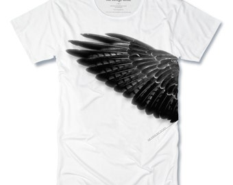 We Make Our Truth mens t-shirt Hand Pulled Screen Print on White Tee size Small, Medium, Large, XL - Free Shipping