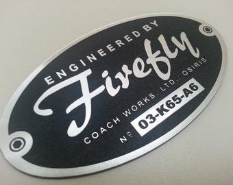 Engineered by Firefly emblem