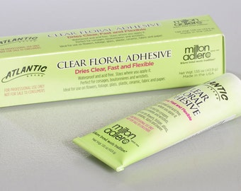 Clear Floral Adhesive