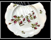Custom Order Recycled HEIRLOOM CHINA JEWELRY - Reserved for Meredith