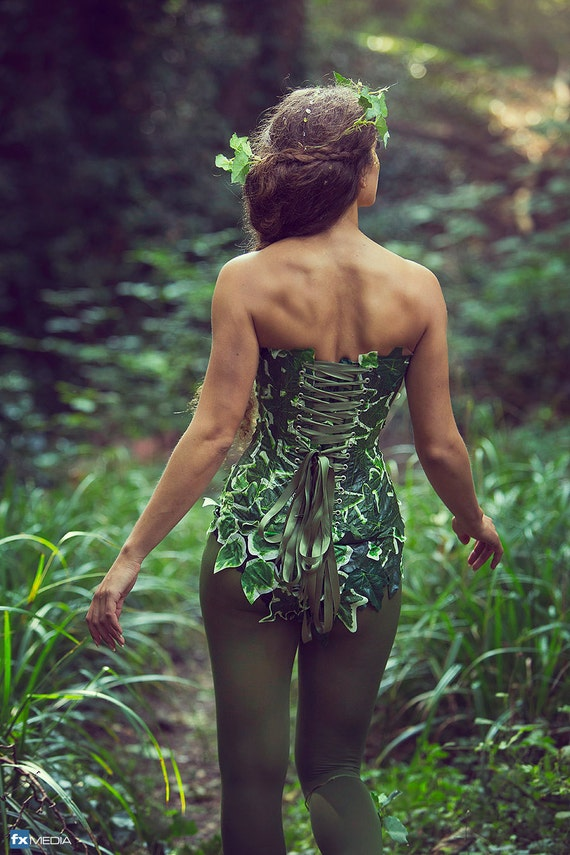 Ivy costume corset mother nature for cosplay by - Ivy interior design software reviews ...