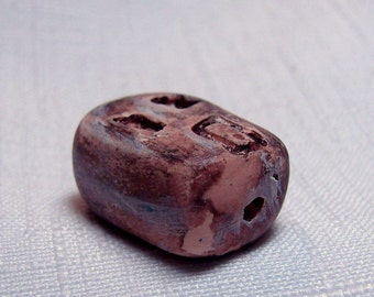 Rustic House Bead