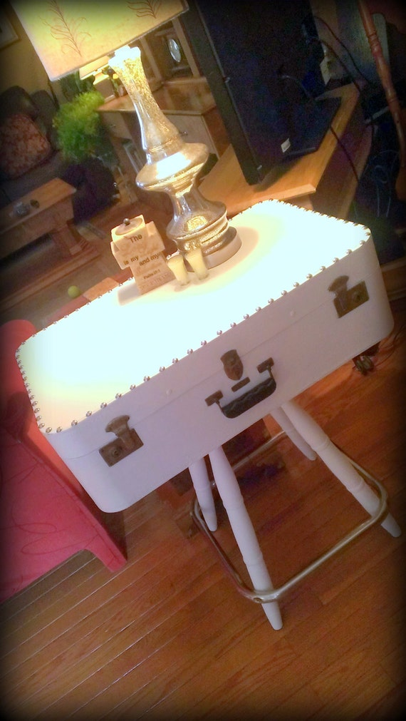 Vintage Furniture Shabby Chic Repurposed Recycled