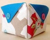 Linen/cotton storage container, storage container for children, bathroom storage