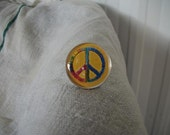 Ring - Peace Sign
