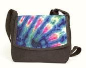 Micro CourierWare Tie Dye Bag