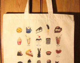 I Like Chocolate Tote Bag