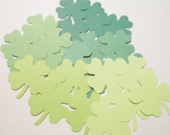 Saint Patrick's Clover Leaves - Shamrock 30 - 2 inches