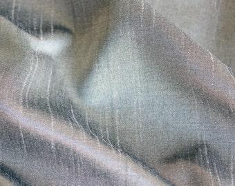 Silver Art Silk Fabric By The Yard Silk Curtain Fabric Apparel Fabric Silk Dupioni Fabric Indian Silk Fabric By The Yard