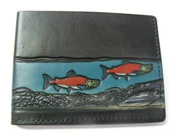 Leather Wallet / Slimline / I.D