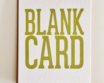 Funny Blank card with Squirrel