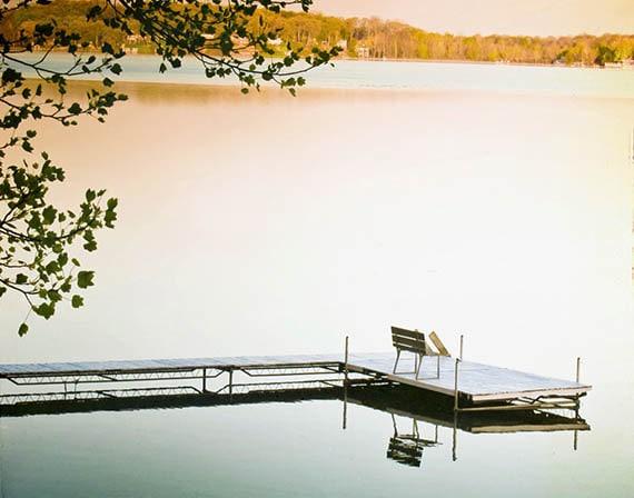 Art, Nature Photography, Lake Scene, Landscape, Pastels, Nature, Photography Print, Nature Photo