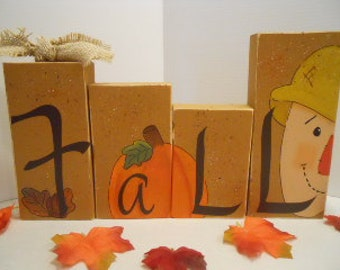 FALL Word Blocks HHCOFG