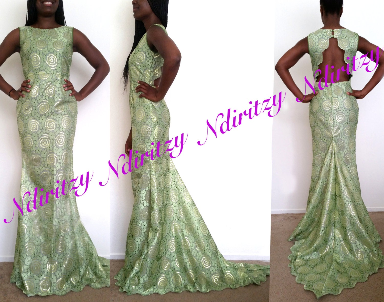 Naija Style African Lace