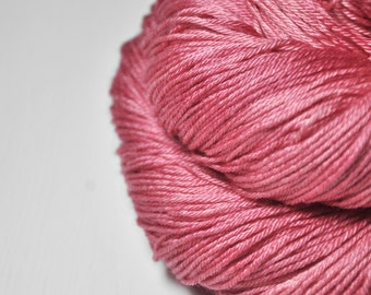 Hard candy  - Merino/Silk Fingering Yarn Superwash