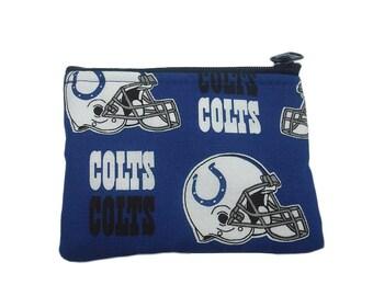 Indianapolis Colts Coin Bag