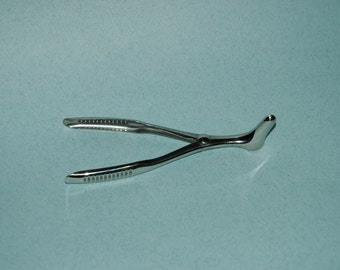 Vintage 1990s Miltex Mini Speculum Medical Instrument (Made in Germany) - Item No. 2