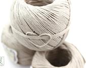 Natural Hemp Cord, 400ft Hemp Twine Ball, Natural Craft Twine, Craft String